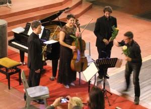Berlin Piano Trio 1.November