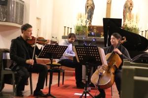 berlin piano trio probe